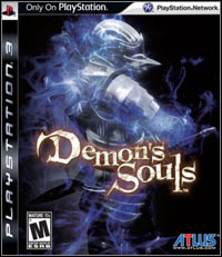 Game Box for Demon's Souls (2009) (PS3)
