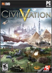 Game Box for Sid Meier's Civilization V (PC)