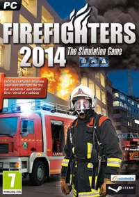 Game Box for Firefighters 2014 (PC)