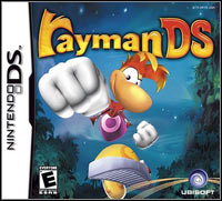 Game Box for Rayman DS (NDS)