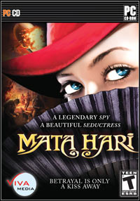Game Box for Mata Hari (PC)