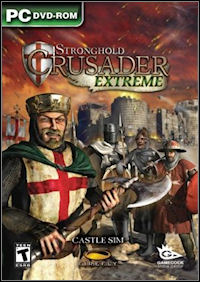 Game Box for Stronghold: Crusader Extreme (PC)