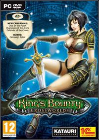 King's Bounty: Crossworlds (PC cover