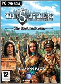 The Settlers: Rise of an Empire - The Eastern Realm (PC cover