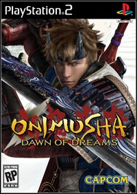 Game Box for Onimusha: Dawn of Dreams (PS2)
