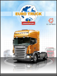 Game Box for Euro Truck Simulator (PC)