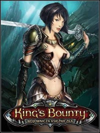 Game Box for King's Bounty: Armored Princess (PC)