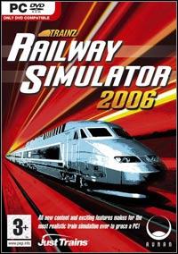 Trainz railway simulator 2006.