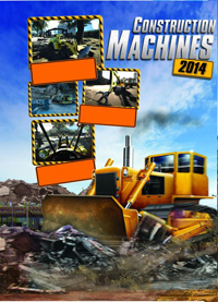 Game Box for Construction Machines 2014 (PC)