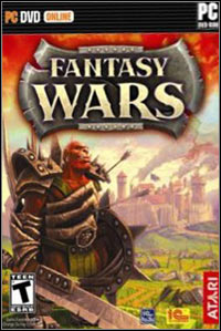 Game Box for Fantasy Wars (PC)