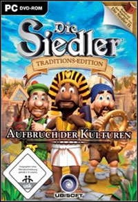 The Settlers: Traditions Edition (PC cover