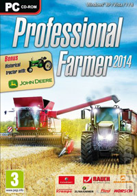 Game Box for Professional Farmer 2014 (PC)