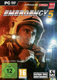 Game Box for Emergency 5 (PC)