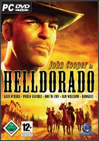 Helldorado (PC cover