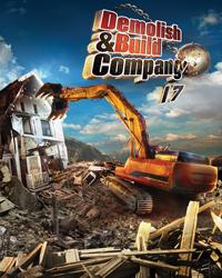 Game Box for Demolish & Build Company 2017 (PC)