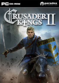 Game Box for Crusader Kings II (PC)