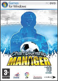 Game Box for Championship Manager 2010 (PC)