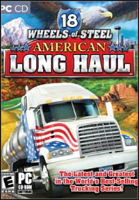Game Box for 18 Wheels of Steel: American Long Haul (PC)