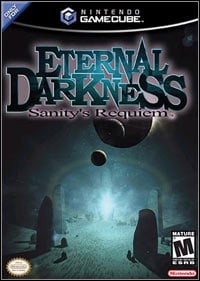 Game Box for Eternal Darkness: Sanity's Requiem (GCN)