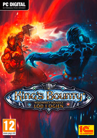 Game Box for King's Bounty: Warriors of the North - Ice and Fire (PC)