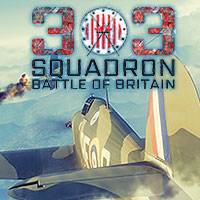 Game Box for 303 Squadron: Battle of Britain (PS4)