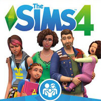 Game Box for The Sims 4: Parenthood (PC)