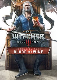 Game Box for The Witcher 3: Blood and Wine (XONE)