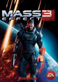 Mass Effect 3 (PC cover