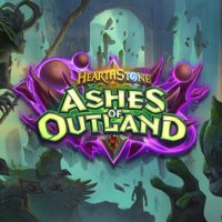 Hearthstone: Ashes of Outland (PC cover