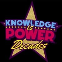 Game Box for Knowledge is Power: Decades (PS4)
