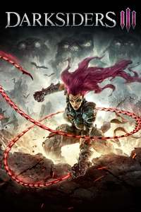 Game Box for Darksiders III (PC)