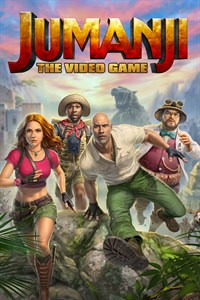 Game Box for Jumanji: The Video Game (PC)