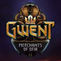 Game Box for Gwent: Merchants of Ofir (PC)