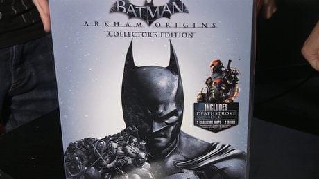 Wygraj edycję kolekcjonerską Batman: Arkham Origins!