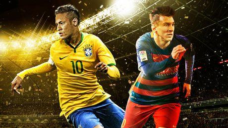 FIFA 16 vs PES 2016 - pojedynek pecetowych symulatorów piłkarskich