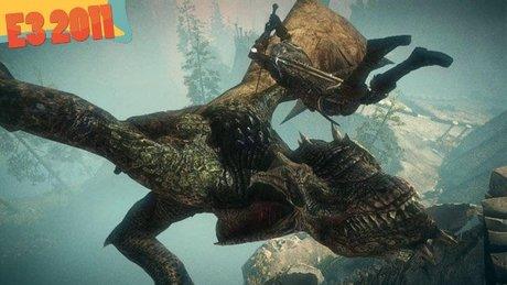 E3: Widzieliśmy Wiedźmina 2 na konsole!