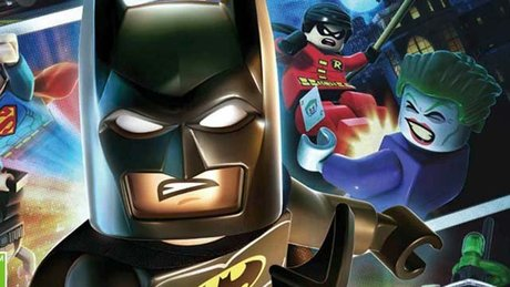 Gramy w LEGO Batman 2