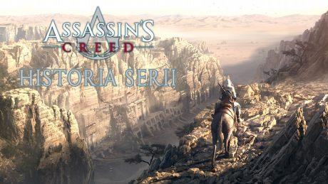 Historia Assassin's Creed - jedyna taka opowieść