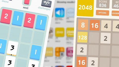 Threes! vs. 2048 - fenomen na miarę Flappy Bird i setki jego klonów