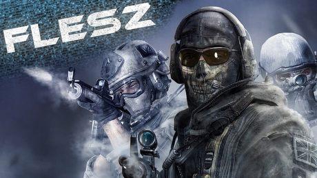 FLESZ - 28 marca 2014 - predator w Call of Duty: Ghosts
