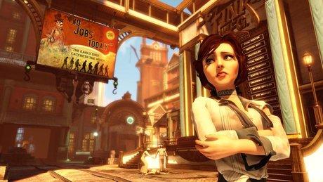 BioShock: Infinite - rozbój w biednej dzielnicy