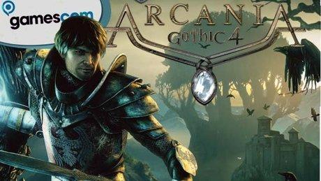 Gramy w Arcania: Gothic 4