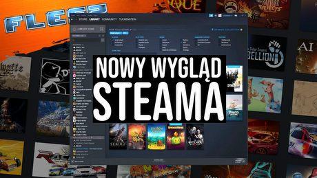 Valve szykuje zmiany na Steamie. FLESZ – 5 września 2019