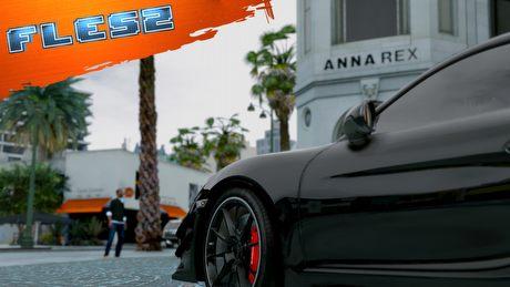 GTA V na graficznym wypasie – wyszedł mod Redux. FLESZ – 20 września 2016