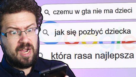 Najdziwniejsze pytania, jakie gracze wpisują w Google 2