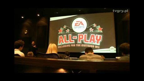 EA Sports - inauguracja sezonu 2008!
