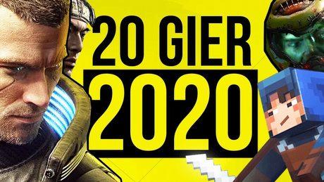 20 najciekawszych gier 2020 roku