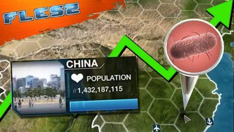 Gra o tworzeniu wirusów hitem w Chinach. FLESZ – 24 stycznia 2020
