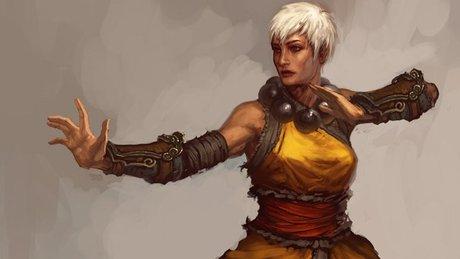Diablo III - Akt III i mnich