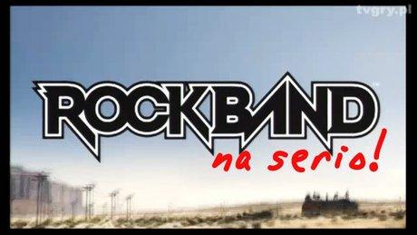 Rock Band na serio!